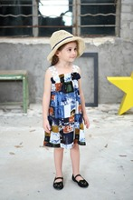 baby Summer painting Dress