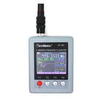 SF 103 2MHz 2800MHz Radio Frequency Counter Meter For Analog DMR Portable Walkie Talkie SF103