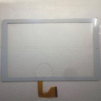 Myslc dokunmatik ekran ARCHOS Çekirdekli 101 3G V2 tablet pc için kapasitif dokunmatik ekran cam sayısallaştırma paneli