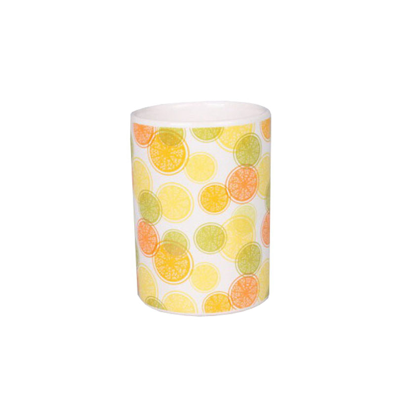 Lovely Bright Lemon Ceramic Bathroom Accessories Set Cute Kids Bath Set Eco  Friendly Stocked Bath Accessories In Bathroom Accessories Sets From Home ...