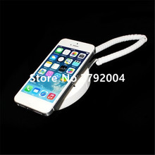10 pcs/lot retail loss prevention one port cell phone alarm dislplay stand