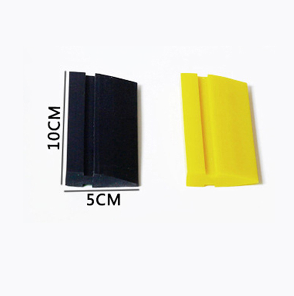 Image 2 - TPU PPF Application Rubber Squeegee Car Window Tinting Turbo Blade Clean Tool For Clear Bra Protection Film Application MO 709B-in Car Stickers from Automobiles & Motorcycles