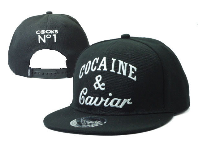MNKNCL 2017 New Brand Fashion Baseball Hats Adjustable Snapback Cap Cocaines & Caviar Hip Hop Caps Black Bone For Men And Women brand new blvd supply snapback baseball cap red basic adjustable original cap hip hop cap