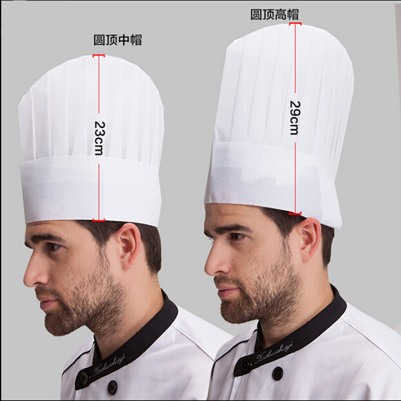 Hotel and restaurant adult kitchen hat chef non-woven fiber cloth hat work hat disposable chef hat 2016 New 100pcs free shipping lp156wh3 tlc1 ltn156at20 b156xw03 b156xw04 15 6 wxga hd led new led display laptop screen