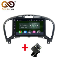 Sinairyu Octa Core Android 6 0 4G 32G Car Radio Multimedia For Nissan Juke 2004 2012