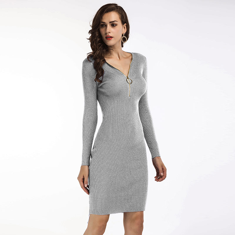 Dress girl on bodycon on top skinny