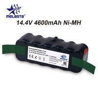 Melasta 4.6Ah 14.4 V NIMH Vacuum pin cho iRobot Roomba R3 500 600 700 800 Series 510 530 550 560 620 650 770 870 880