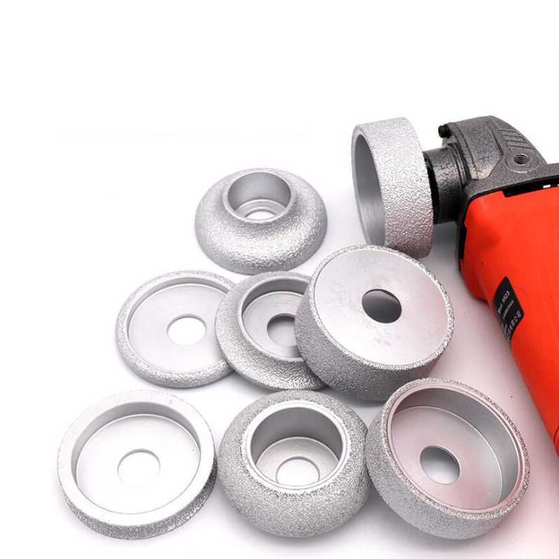 diamond grnding wheel for marble tile glass granite stone angle grinder grinding polishing tools straight edge flat disc