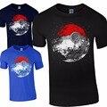4-12 años 2016 Verano Muchachos de La Manera Camisetas Pokemon Ir Tops niños Camisetas para Niños de Algodón Camisetas Ropa de Niños de Dibujos Animados Tops