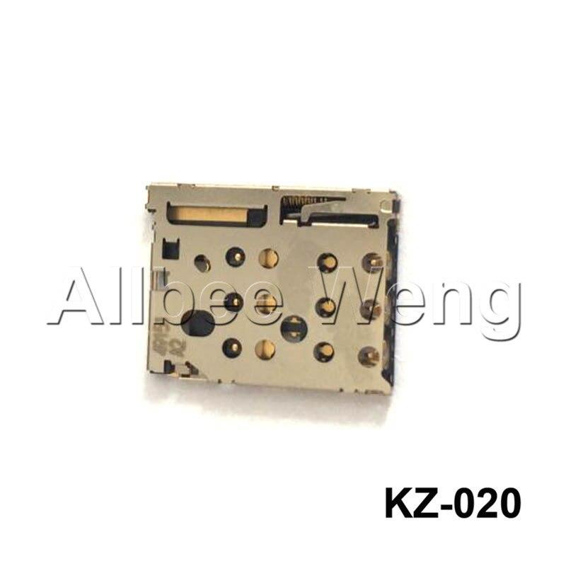 For Motorola Photon Q 4G LTE XT897 Nano SIM Card Slot Tray Holder Socket Reader Module Repair Part