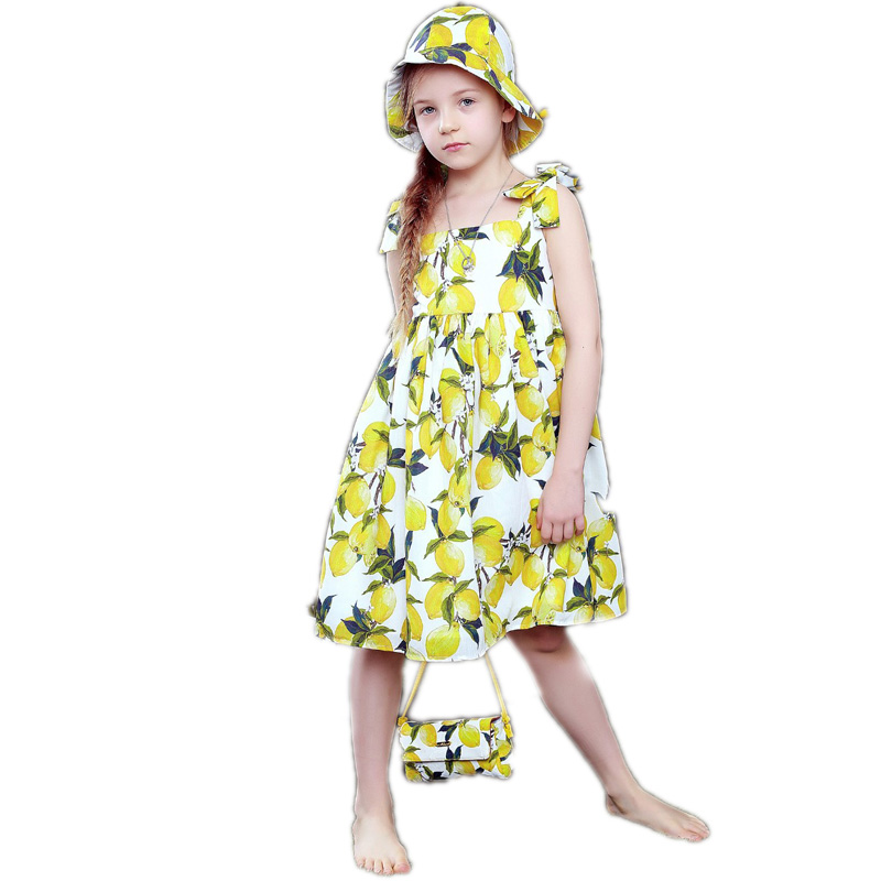 Подробнее о Robe Fille Enfant Baby Girl Dress 2017 New Summer Dress Kids Clothes Floral Print Princess Dress for Girls Clothes Vestido 2-9T 2016 summer girls dress girl children s clothes dress for girls dresses kids child baby robe fille enfant c bbf006a