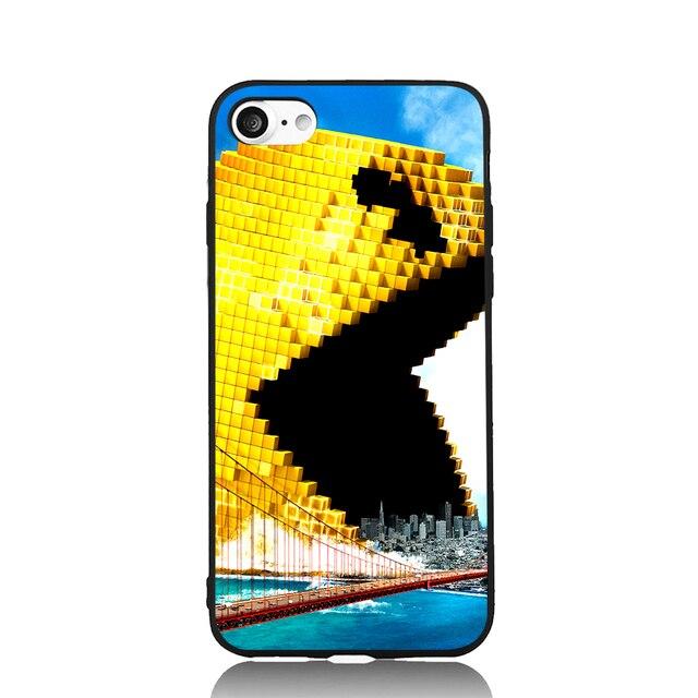 Classic Pixel Game Pacman Pixel Disaster Fun Art For