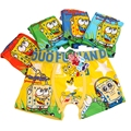 5Pc/lot Baby Boys Boxers Kids Underwear 2016 Milk Fiber Panties Children Cartoon Printed Infantil Calcinha 3-11 Year KU07