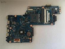 KEFU Para toshiba satellite C850 C850D L850 L850D Laptop motherboard H000052360 SLJ8C HM76 DDR3 mainboard Teste boa
