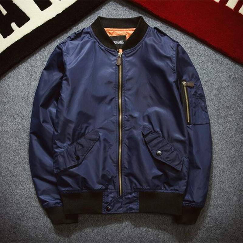 Aliexpress.com : Buy Hi Street Military Style Man Bomber Jacket ...