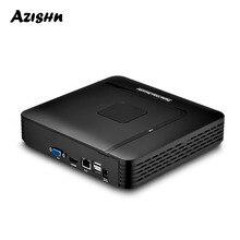 AZISHN H.265 CCTV NVR 16CH 5MP/8CH 4MP güvenlik Video kaydedici Max 5MP hareket algılama ONVIF P2P HDMI VGA FTP XMEye CCTV NVR
