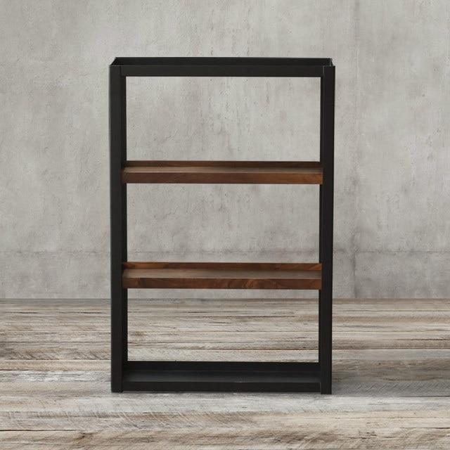 Nordic Expression / Choate Series / Modern Black Walnut Furniture / Travel  By Bookshelf / Display