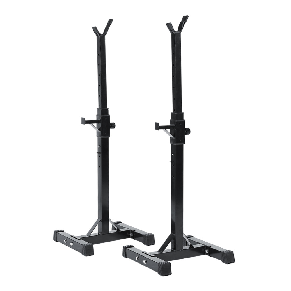 Incredible 2Pcs Set Barbell Holder Rack Brackets Standard Solid Steel Bralicious Painted Fabric Chair Ideas Braliciousco
