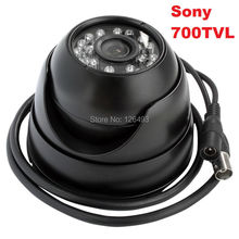 Outdoor Indoor 1/3″ Sony Effio-e 700TVL 10*10*9.5cm CCTV mini ir dome Camera motion detection ELP-407VR
