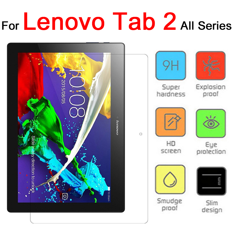 Galleria fotografica For Lenovo Tab 2 A8-50 protect glass 8.0