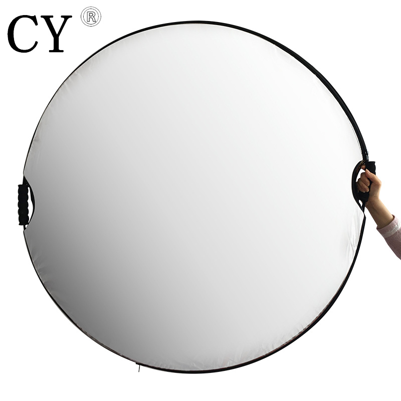 Inno 29 60cm 5 in 1 Round Flash Photography Collapsible Multi-Disc Light Reflector for Camera Photo Studio+Zipped Carrying Bag