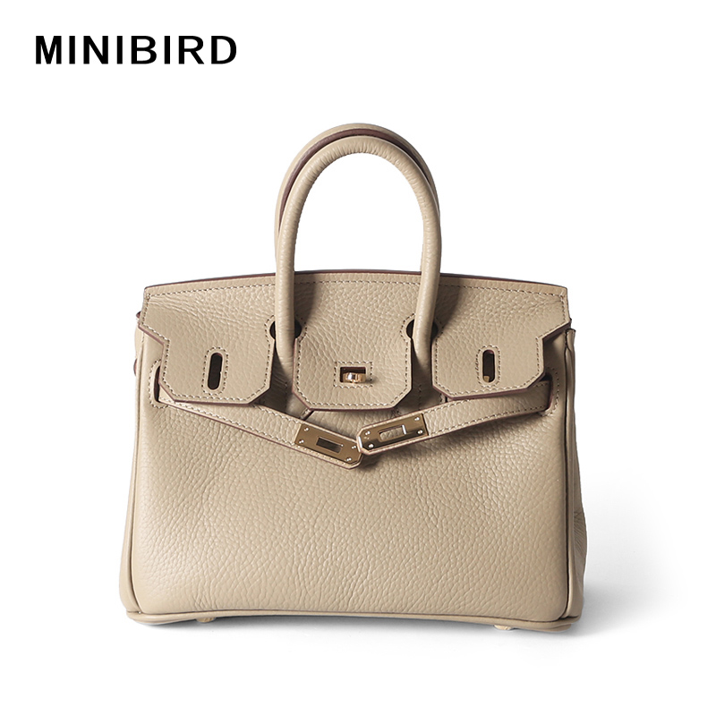 Minibird Women Geniune Leather Handbag Feminina Luxury Bag Designer Soft Cowhide Tote Tassen Borse Sac a Main Femme De Marque цена 2016