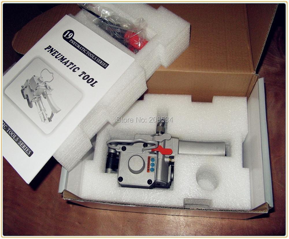 XQD-19 Utensile di saldatura a caldo pneumatico portatile in plastica - Utensili elettrici - Fotografia 5