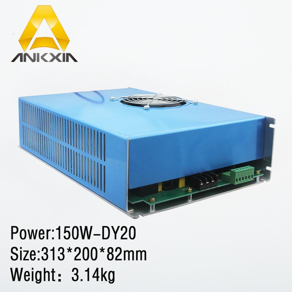 DY20 DY 20 150 Вт лазерной Питание для Reci W8 Z8 S8 V8 Co2 лазерной резки трубок гравировальный станок