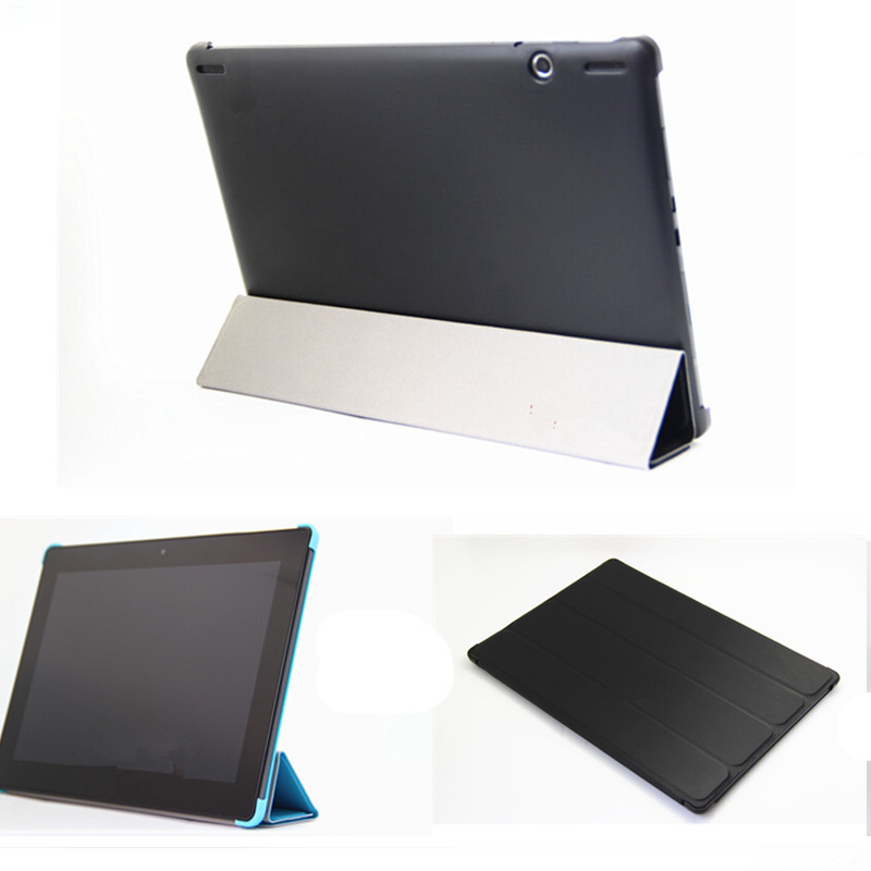 SD Fashion Ultra-Thin Business Flip PU Leather Stand Cover For Lenovo ideatab S6000 10.1 Tablet PC