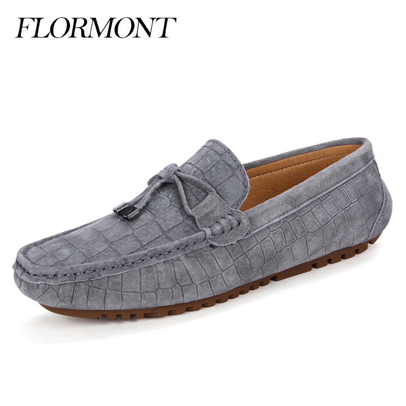 Spring Summer Moccasins Men Loafers Shoes Breathable Alligator Printing Leather Autumn Mens Flats Casual Driving Gommino Shoes 2017 new fashion summer spring men driving shoes loafers real leather boat shoes breathable male casual flats