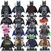 Wholesale Building Blocks Super Heroes Fairy Batman Movie 20pcs Lot Deadpool Avengers Justice League Spiderman DIY
