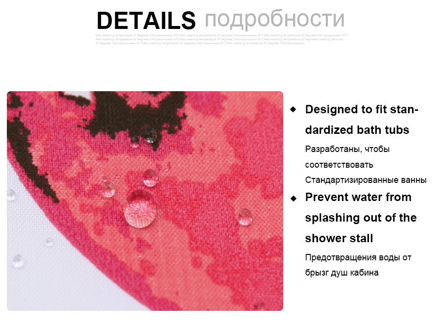 Good!Fornasetti Design Shower Curtain /& Bath Mat Polyester Fabric Waterproof