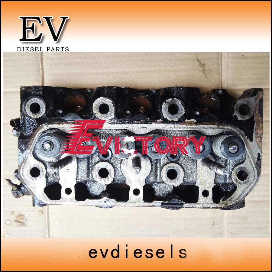 Yanmar 3T72 LTB 3D72 3T72 cylinder head assy for Tractor-in Pistons, Rings, Rods & Parts from Automobiles & Motorcycles on evdiesels