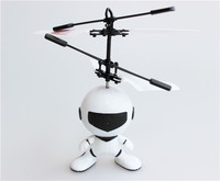 Intelligent Induced Superman Astros Electronic Toys RC Flying Helicopter UFO Ball Ar.drone Original Box Package 2017 Hot Sales