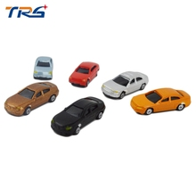 Teraysun 2017 new style 200pcs 1/150 scale car model miniature plastic