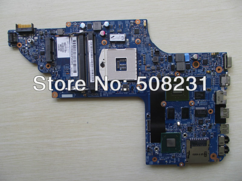 Wholesale for 682171-001 48.4ST10.031 Motherboard HP DV6 DV6-7000 , 100% Tested and guaranteed in good working condition!!  wholesale laptop motherboard 682171 001 for hp envy dv6 dv6 7000 630m 2g notebook pc systemboard 682171 501 90 days warranty