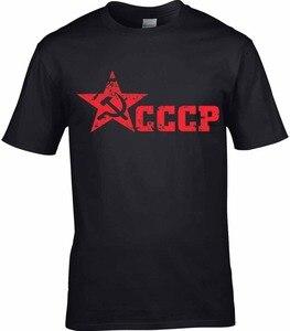 Camiseta Unión Soviética, gran oferta, diseño Retro, CCCP, Rusia, comunista, comunista, Corbyn, 2019