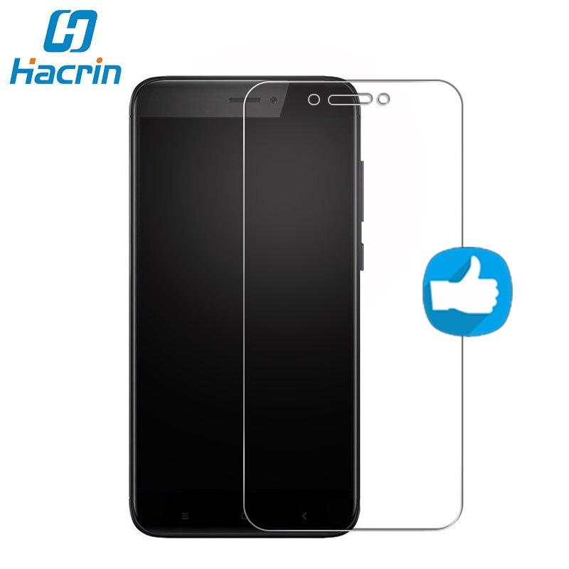 Hacrin Xiaomi Redmi 4X Tempered Glass 100% New 9H Explosion proof Screen Protector Glass Film For Xiaomi Redmi 4X Pro