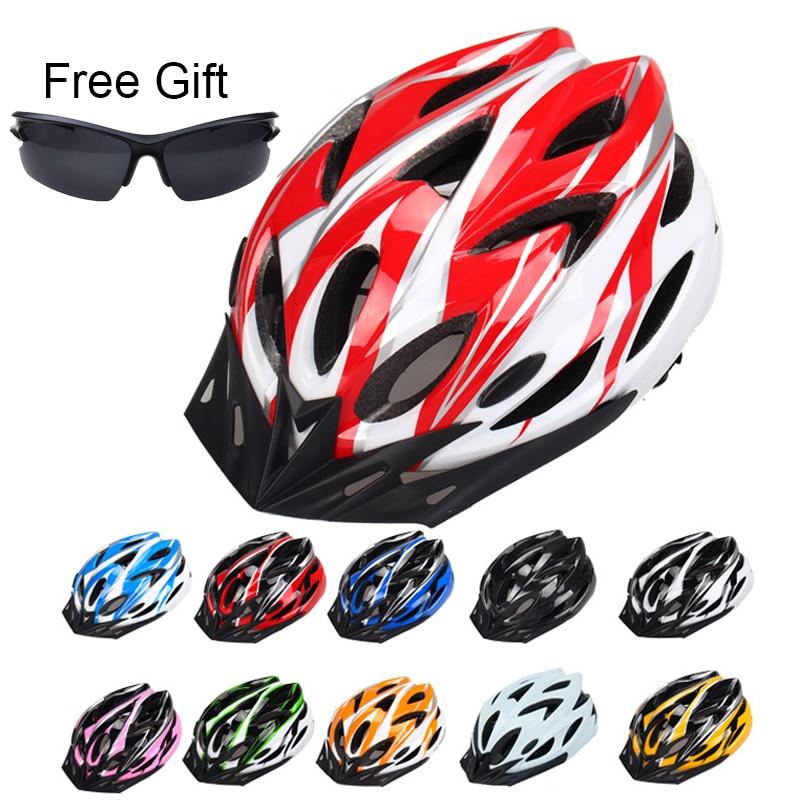 MTB Bike Cycling Helmet Bicicleta Capacete Casco Ciclismo Bike Helmet - Ciclismo