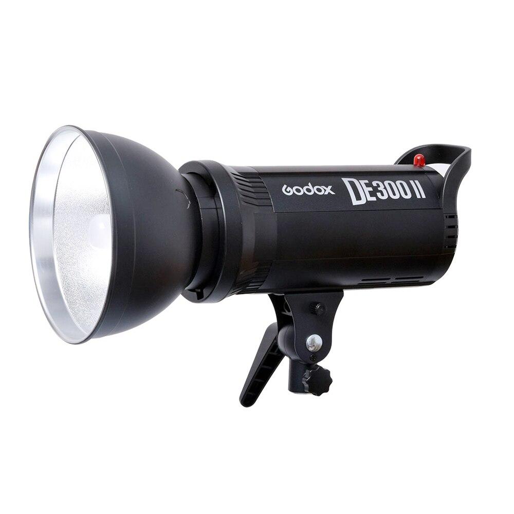 Godox DE300II 300W 300Ws Compact Photography Studio Flash Strobe Light Lamp Head Godox DE300II 300W 300Ws Compact Photography Studio Flash Strobe Light Lamp Head