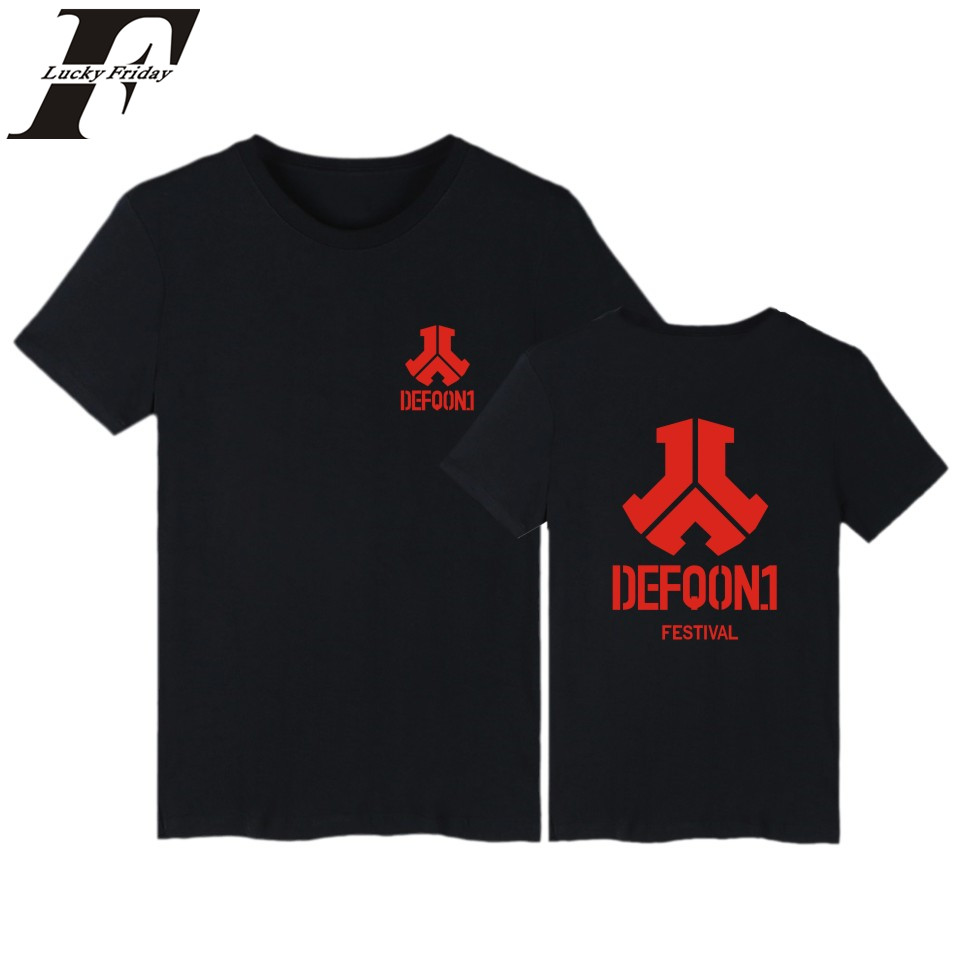 Defqon 1 Symbols Summer Cotton T Shirt Women Plus Size with TShirt Women Brand xxs-4xl in Brand Woman Cotton Tees