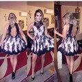 2017 Pequeño Negro Vestidos de Cóctel de Encaje de Cuello Alto Mini Vestidos de Graduación Corto Backless Prom Vestido De Fiesta Para Juniors Homecoming