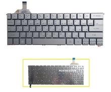 Ssea neue ru tastatur ohne rahmen für acer aspire s7 s7-391 s7-392 russische tastatur mit hintergrundbeleuchtung