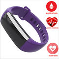 IN STOCK! New 2016 Original BT M2 Smart Heart Rate Fitness Wristband 2 with OLED Display Support Blood Pressure Monitor Bracelet