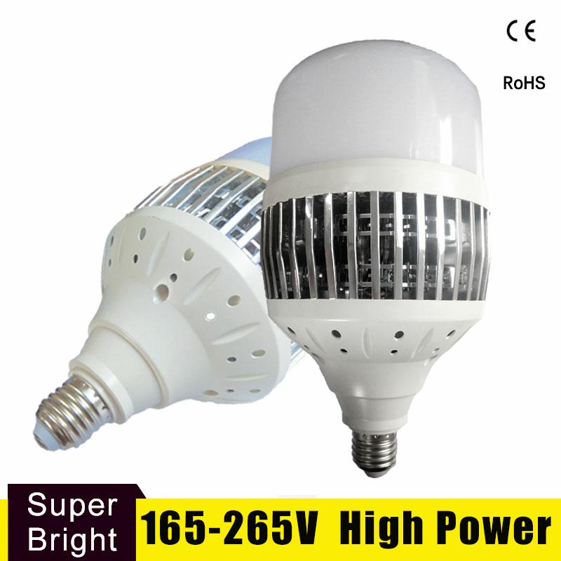 high power led light bulb e27 e40 lampada ampoule bombilla 50w 80w 100w 150w 220v 230v led lamp. Black Bedroom Furniture Sets. Home Design Ideas