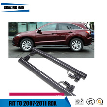 aluminium Automatic scaling Electric pedal side step running board for 2007-2011 RDX