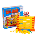 Demolition Games board game Creative Parenting Games Educational Toys Desktop Games Push Walls Interactive Social Toys