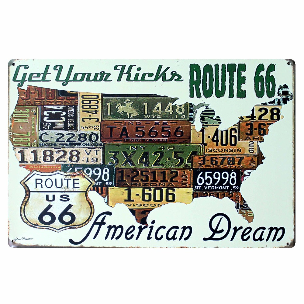 Online Get Cheap Map Route  Aliexpresscom Alibaba Group - Map of us 66