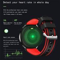 men waterproof LIGE Sport Bracelet Men smartwatch Women IP67 Waterproof Fitness Tracker LED Screen heart rate Monitor Pedometer Smart Wristband (5)