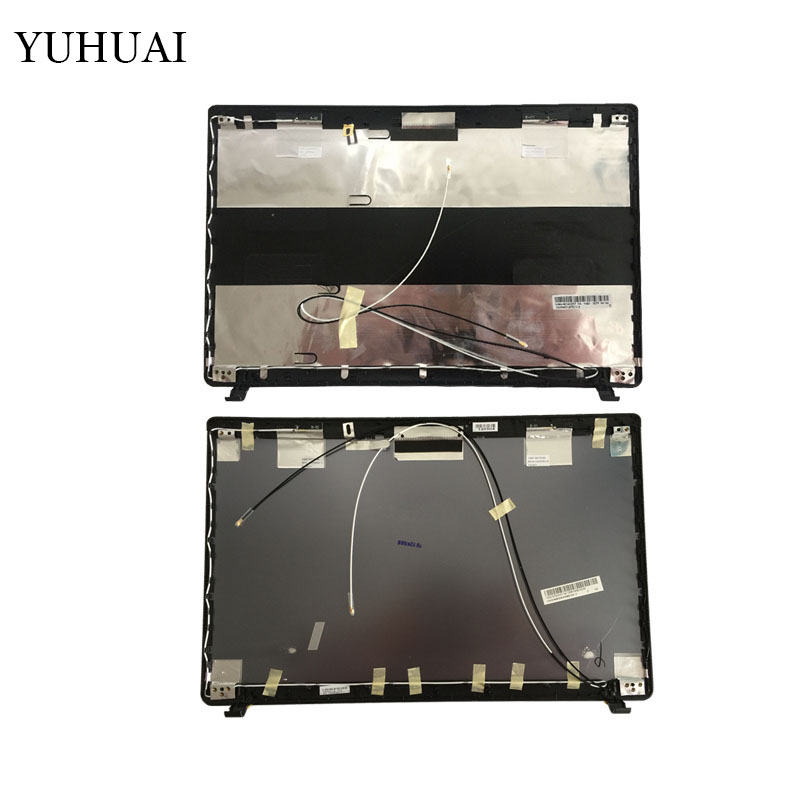 Laptop shell For ASUS K55 K55V K55VD A55V K55A X55 U57A X55A Top LCD Back Cover black/gray A Case new for asus gl502 gl502vm gl502vs gl502vy gl502vt gl502vs ds71 gl502vm ds74 lcd back cover top case a shell black silver